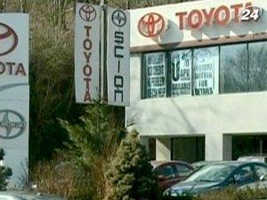 Toyota лидирует в мире по объемам отозванной продукции