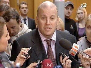 Председатель Госкомпредпринимательства Михаил Бродский