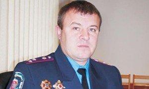 Новый начальник ГУ МВД Украины в Полтавской облаcти: Александр Рудяк