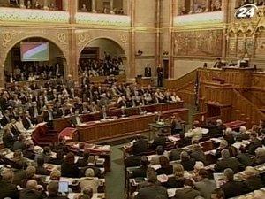Венгерское руководство согласилось переписать закон о цензуре