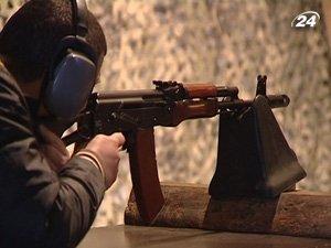 Каждому украинский - по пистолету