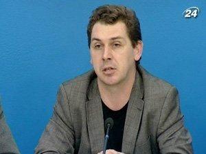 Председатель правления Комитета избирателей Украины Александр Черненко