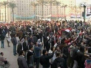 Демонстрантов призывают покинуть площадь Тахрир