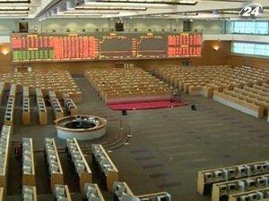 В Китае начались торги рублем