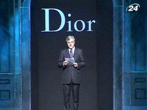 Президент дома моды Christian Dior Сидни Толедано