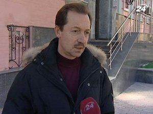 Секретарь ГУ МВДУ в г. Киеве Владимир Полищук