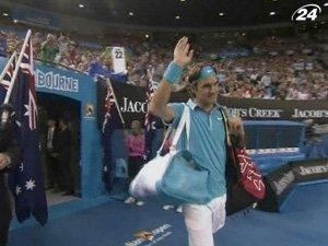 Федерер опять вторым