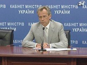 Министр аграрной политики Украины Николай Присяжнюк