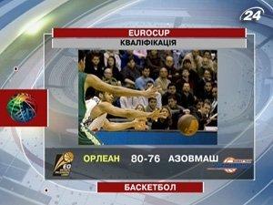 Баскетбол: Eurocup