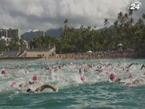 Waikiki Roughwater Swim