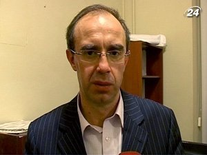 Председатель городской избирательной комиссии Игорь Слипецкий