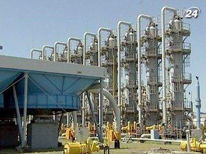 Ставка транзита для газа выросла до $ 2,84 за тыс. куб. м на 100 км