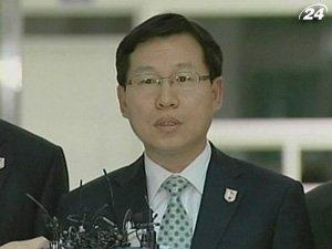 Организатор встречи Ким Ей-ду