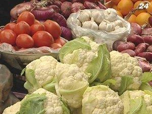 Экспорт овощей