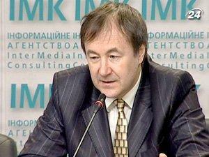 Завотделом Института мировой экономики НАНУ Валерий Новицкий
