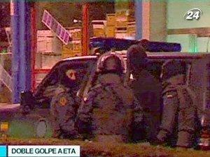 Полиция задержала по меньшей мере 10 членов группировки ЭТА