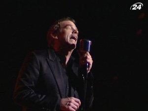 Гари презентовал в Киеве новую концертную программу