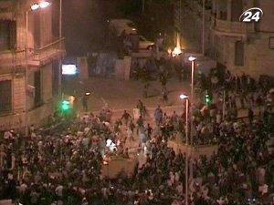 Протесты в Египте продолжаются уже 10 дней