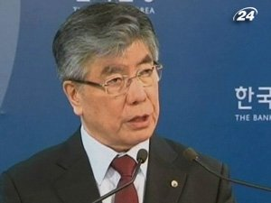 Глава Банка Кореи Ким Чон Су
