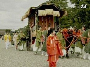 Назад в эпоху самураев