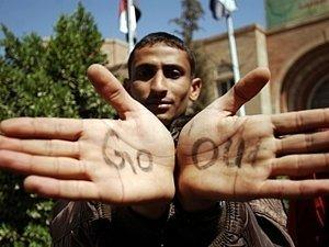 В Йемене снова протестуют