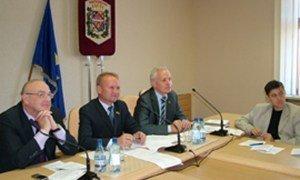 Заседание постоянная комиссия областного совета по вопросам депутатской деятельности и информационной сферы