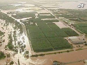 От наводнений страдает западный регион Гаскойн