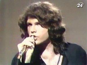 Фронтмен рок-группы The Doors Джим Моррисон