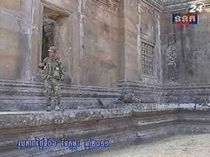 На границе Камбоджи и Таиланда снова раздается стрельба