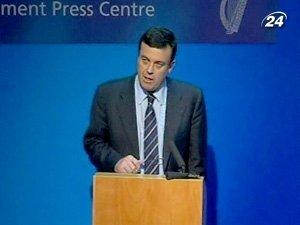 Министр финансов Ирландии Брайан Ленихан