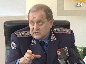 Министр внутренних дел Украины Анатолий Могилев