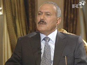 Президент Йемена Абдалла Салех