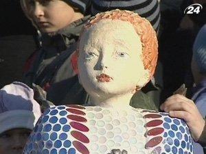 В Киеве открыли памятник