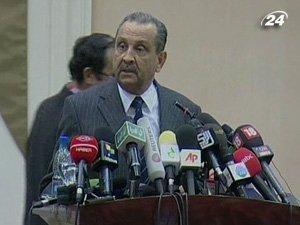 Министр нефти Ливии Шукри Ганем