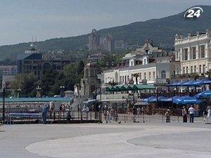 Количество туристов в Крыму растет