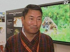 Министр сельского хозяйства и лесничества Бутана Лионпо Пема Гямтшо