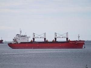 Все члены украинского экипажа находятся на борту судна и обеспечены всеми необходимыми продуктами