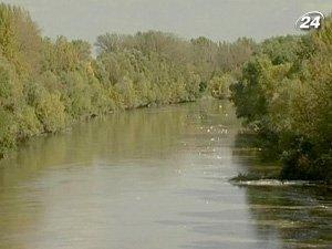 Словакия мониторит Дунай