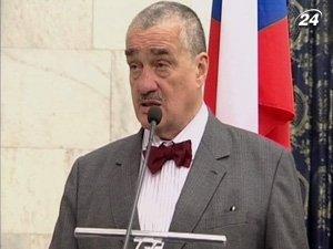 Министр иностранных дел Чехии Карел Шварценберг