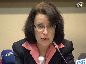 Глава представительства IFC в Украине Елена Волошина
