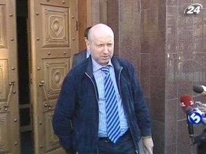 Александра Турчинова снова вызывают на допрос в ГПУ