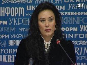 Организатор бала Татьяна Логуш