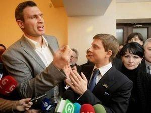 Кличко выиграл суд у киевских властей