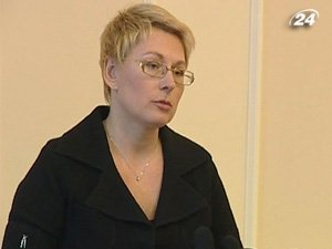 Спикер СБУ Марина Остапенко