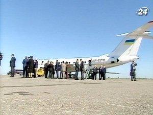 На перевозку правительственных делегаций потратят 10 млн. грн.