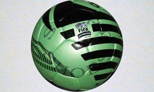 Профессиональный мяч для минифутбола