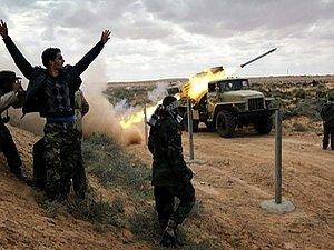 Проправительственные войска обстреливают Мисрат