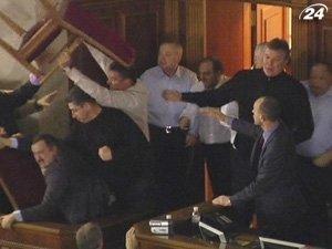 Такаги побоища украинский парламент еще не видел