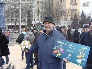 Владелец билетов на Евро-2012 Геннадий Пионтковский