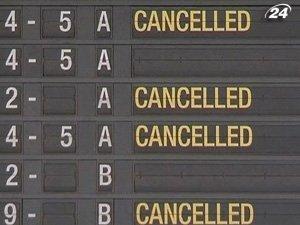 Авиакомпания British Airways отменила половину рейсов